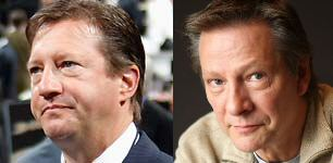 Separated at birth: Steve Tambellini and Chris Cooper